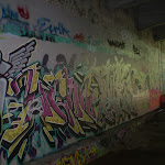Graffiti under Epping Rd Bridge (24958)