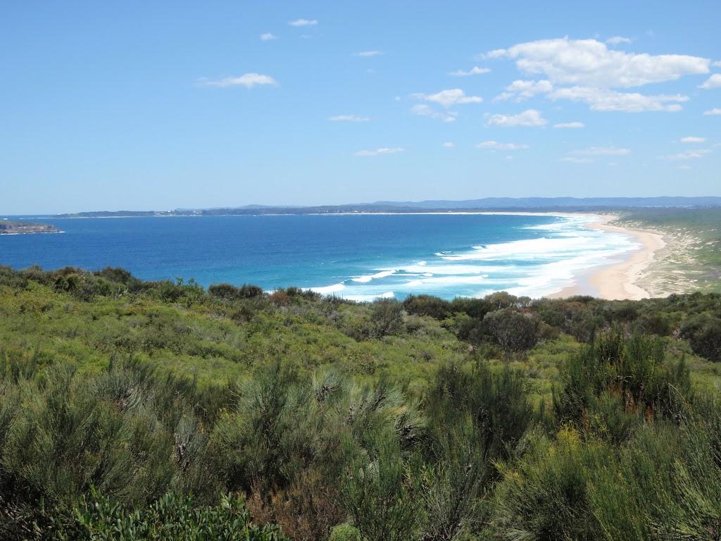 Birdie Beach View