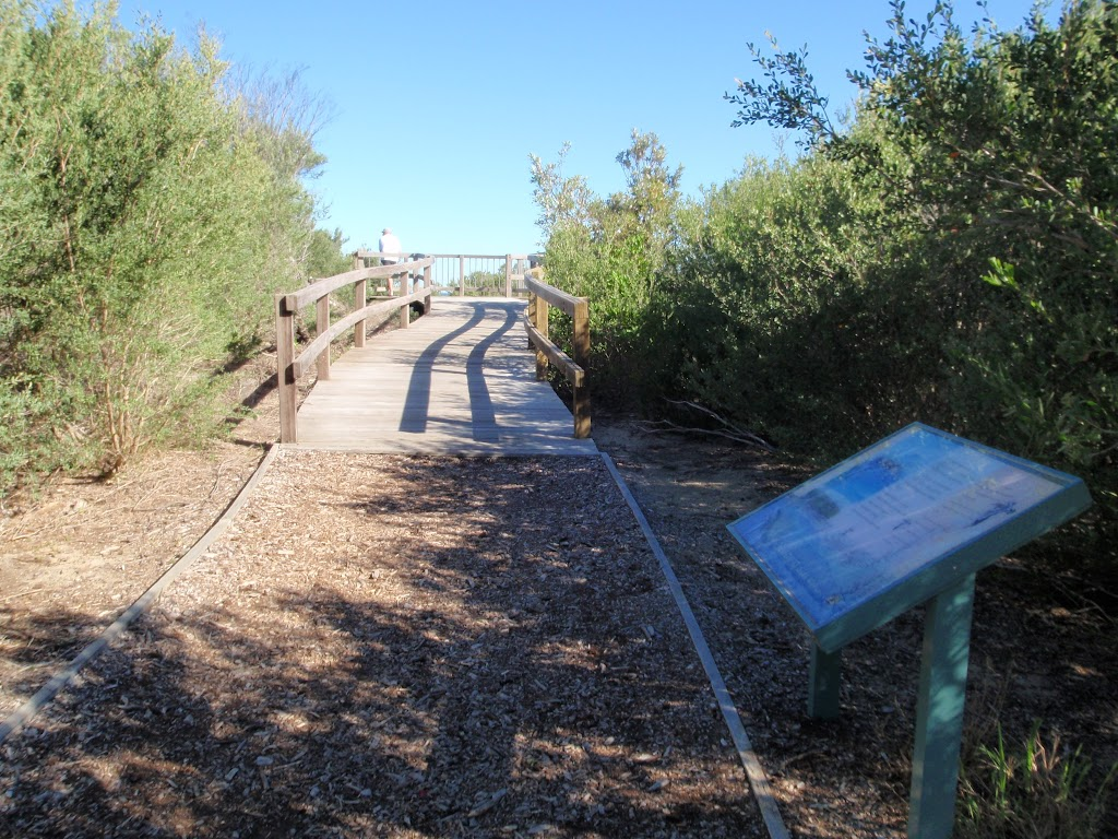 Start of walk at Tea Tree Picnic area (251251)