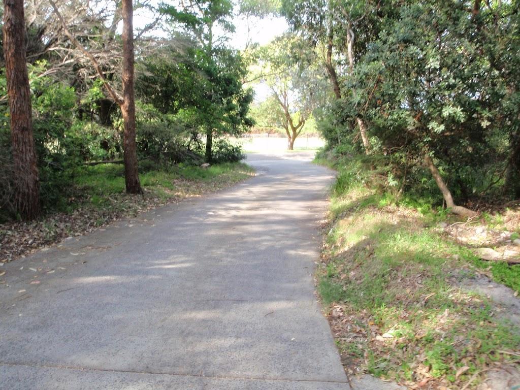 NPWS Workshop Driveway