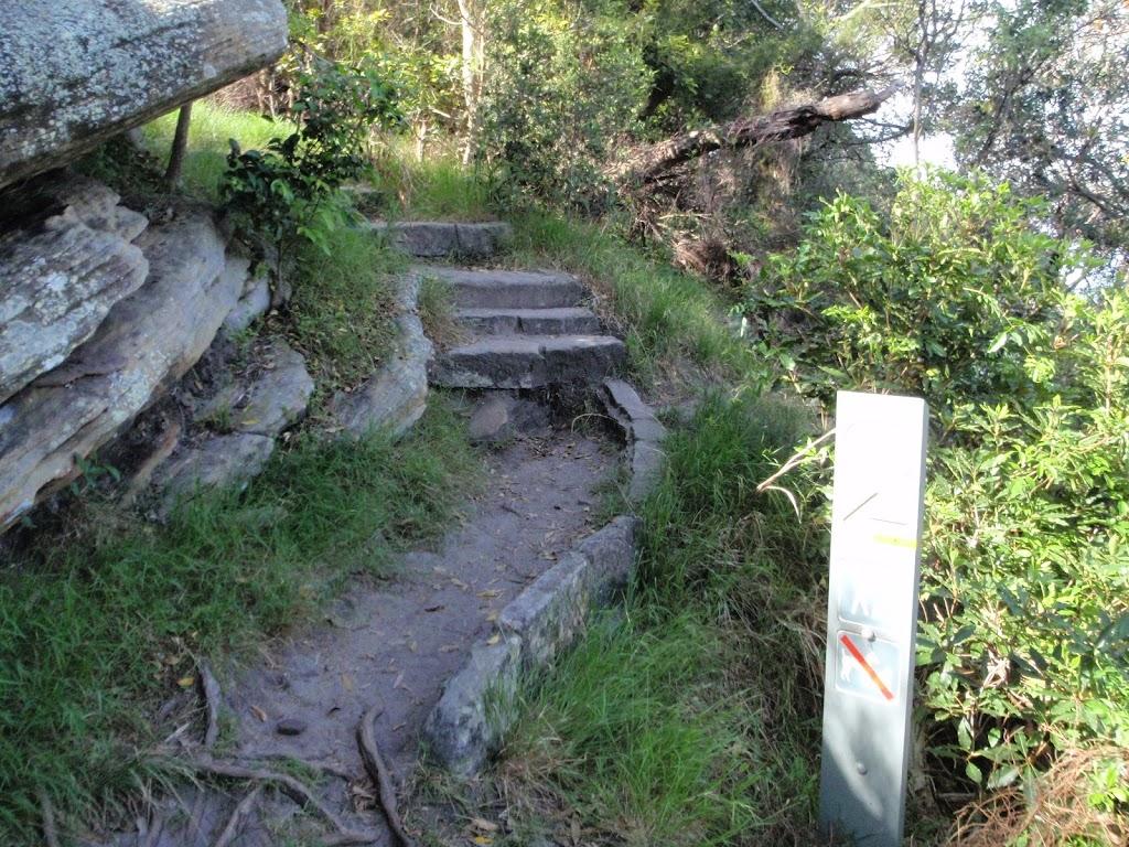 Nortern end of Hermitage Foreshore Walk
