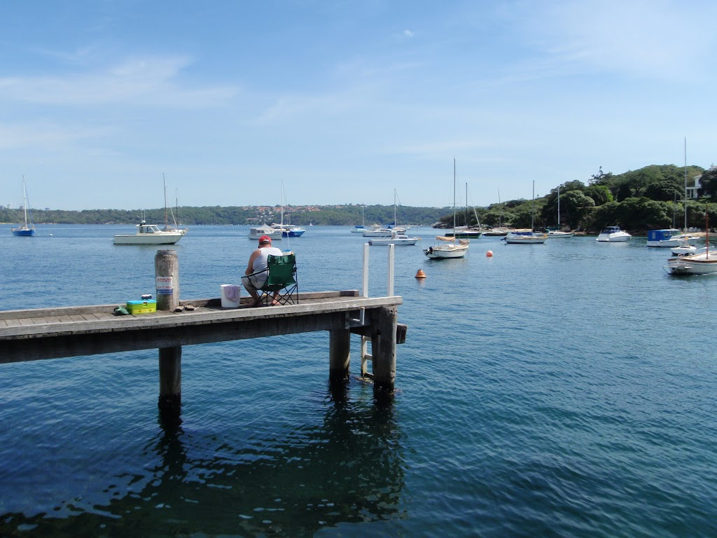 Wharf at Hermit Point (254237)