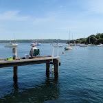 Wharf at Hermit Point