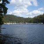 Boats on Cowan Creek (25493)