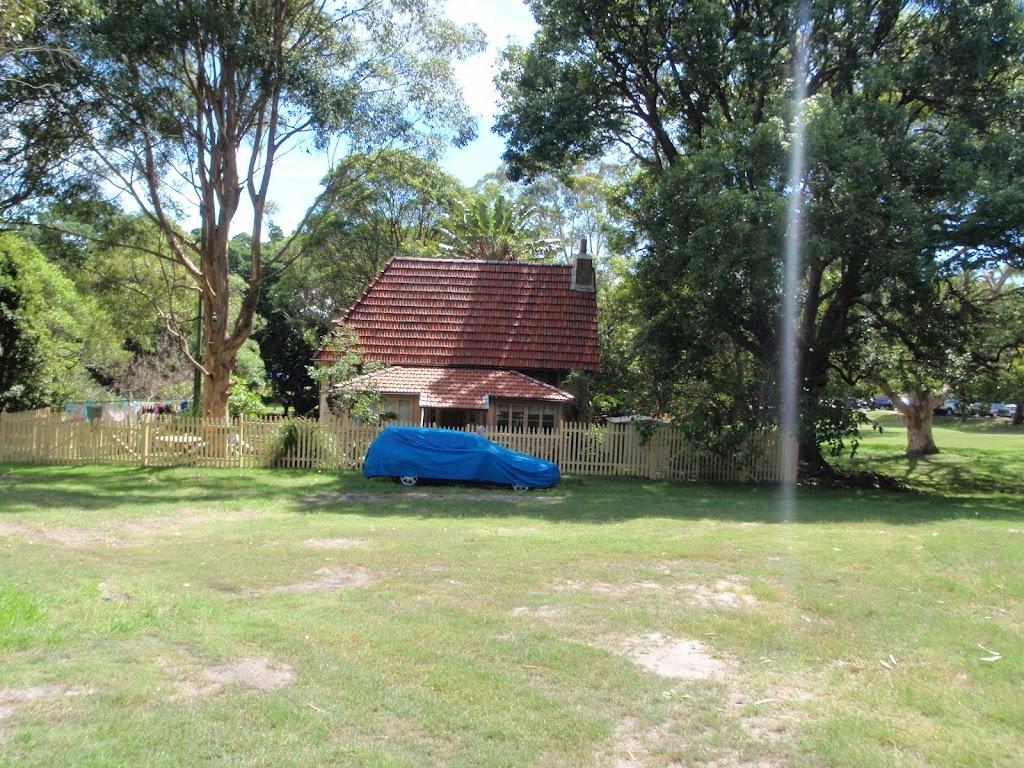 House in Nielsen Park