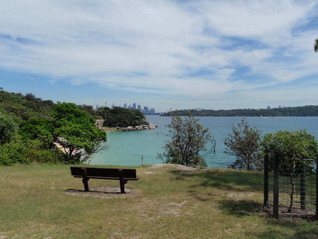 View over Shark Bay from Shakespheres Point