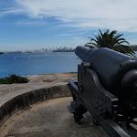 Gun aimed at the City (255407)