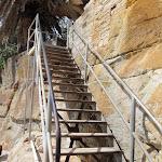 Lady Bay Beach access steps (255509)