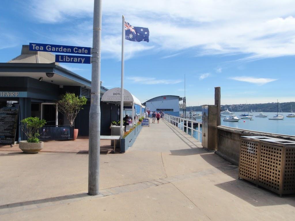 Watsons Bay Wharf