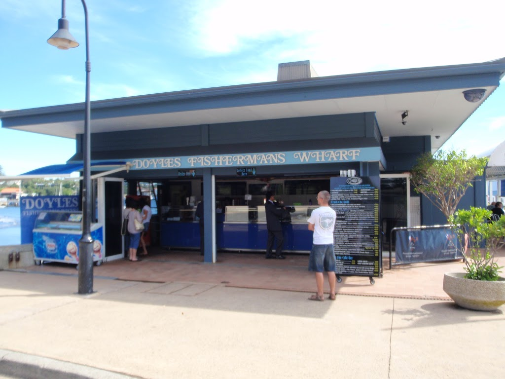 Watsons Bay Wharf shop