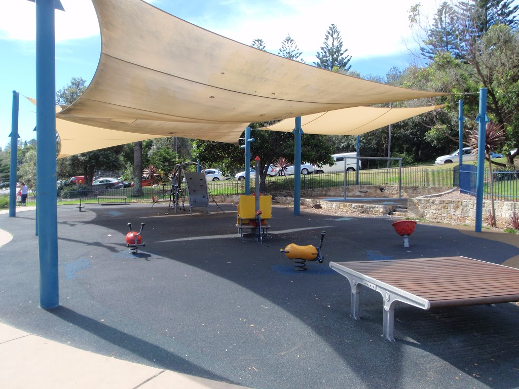 Kids play area Roberson Park