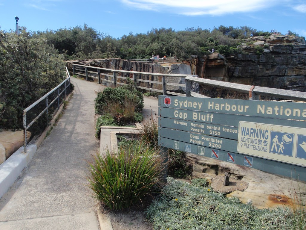 Welcome to Sydney Harbour National Park