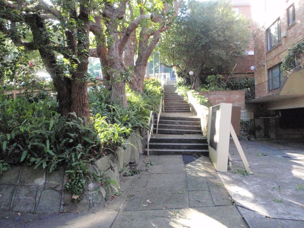 Old walkways