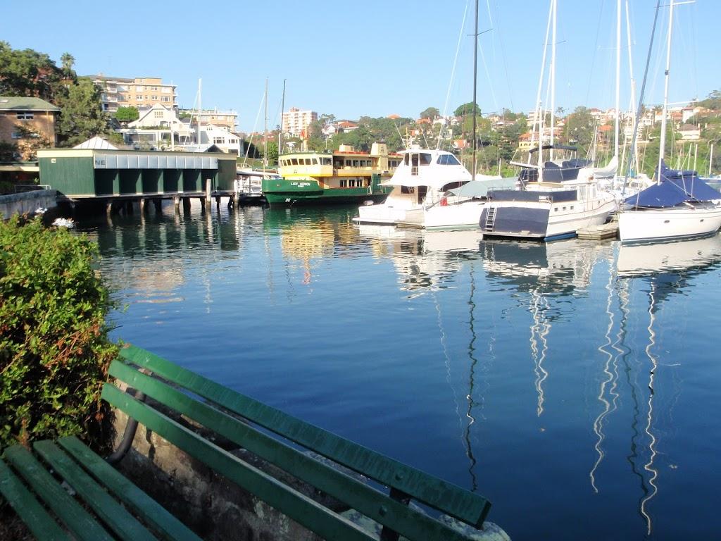 Mosman Wharf
