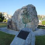 Monument near Mosman Wharf (258008)