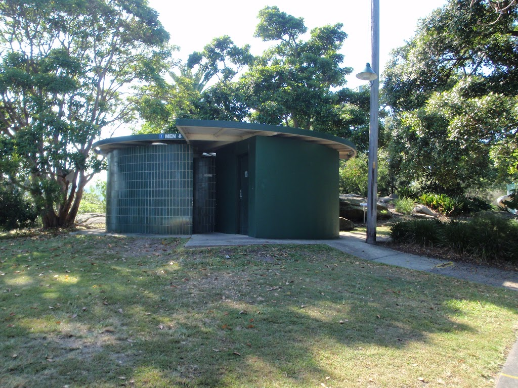Toilet block at Robertsons Point (259157)