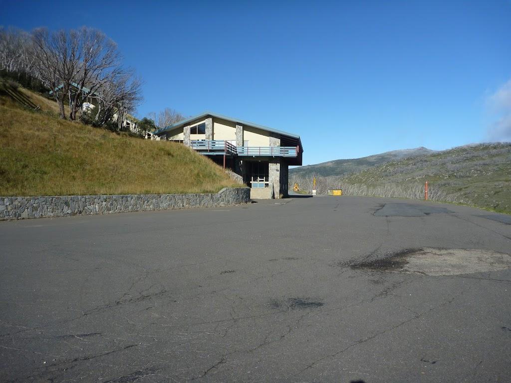 Guthega Centre car park