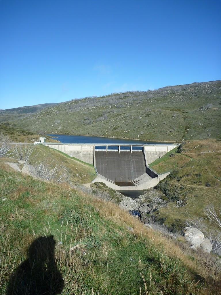 Guthega Dam