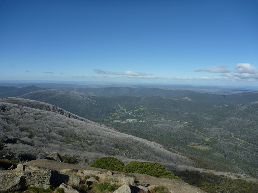 View from Porcupine Rocks