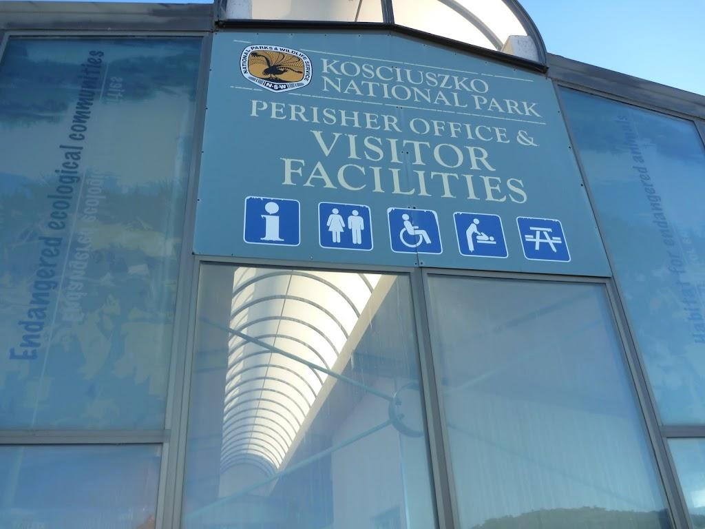 NPWS visitors' centre