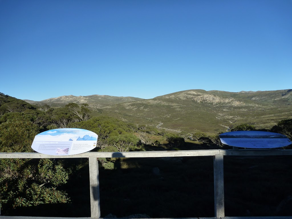 Charlotte Pass Lookout