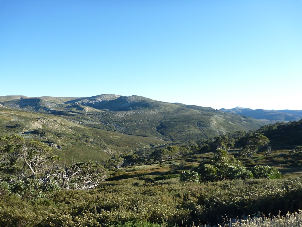 Wide views of the Snowy River valley
