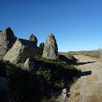 Granite tors beside the old road (265589)