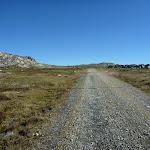 Old Kosckiuszko Road nearing Seaman's Hut (265727)