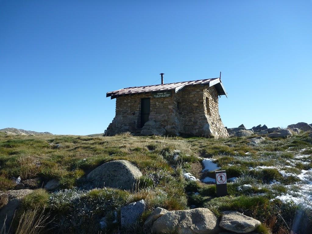 Seamans Hut