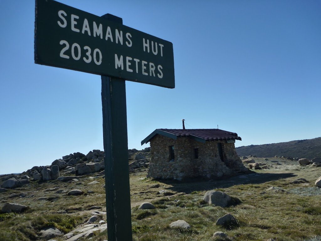 Seaman's Hut (265805)