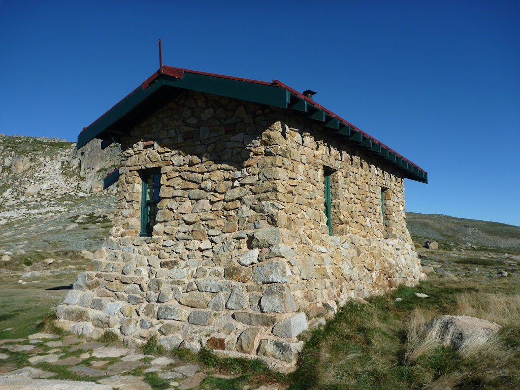 Seamans Hut (265826)