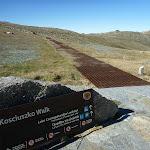 Top of the Kosciuszko Walk metal walkway (266078)
