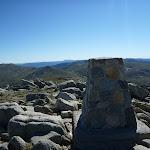 The top of Australia - Mt Kosckiuszko summit (266273)