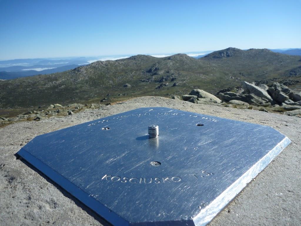 Mt Kosciuszko