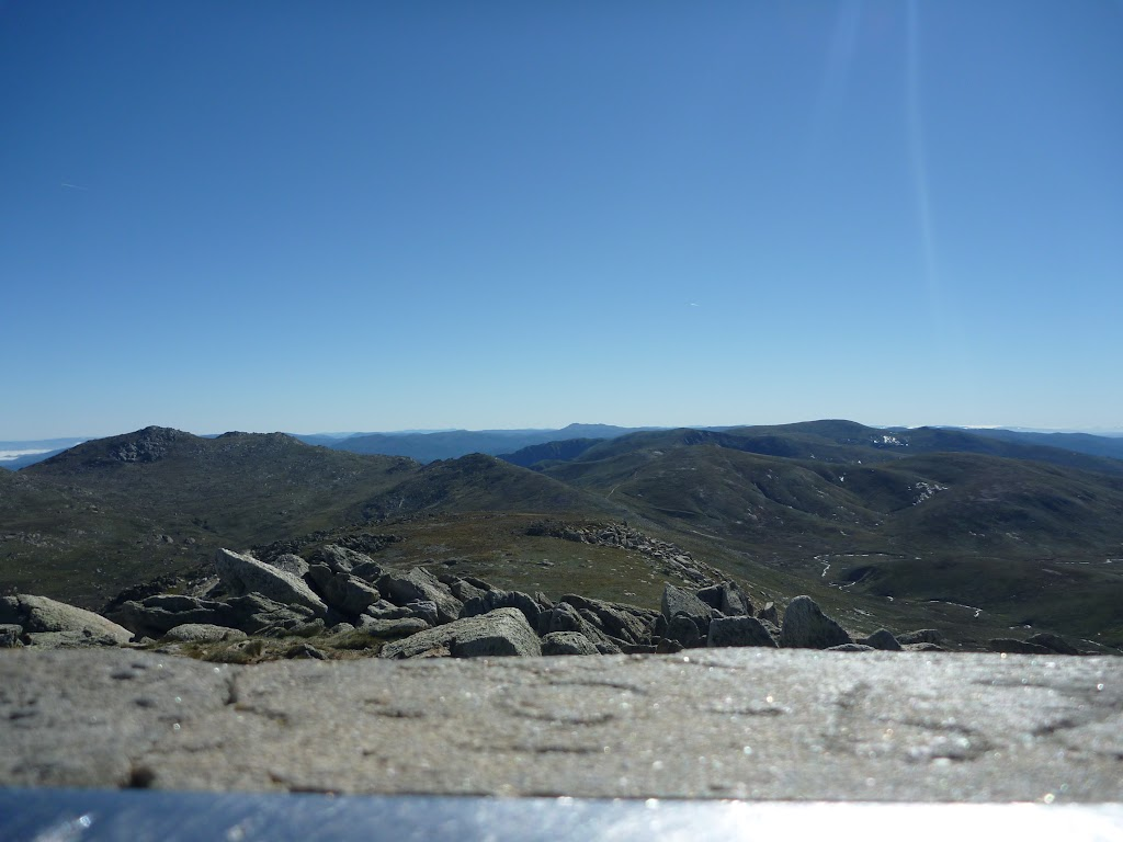 View from the top of Mt Kosckiuszko (266300)