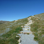 Main Range track north of Mt Kosciuszko (266408)