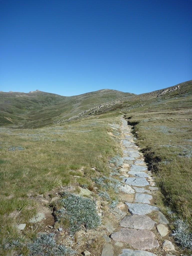 Main Range track