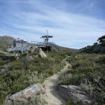 Track looking towards Kangaroo Ridge chairlift  (270587)