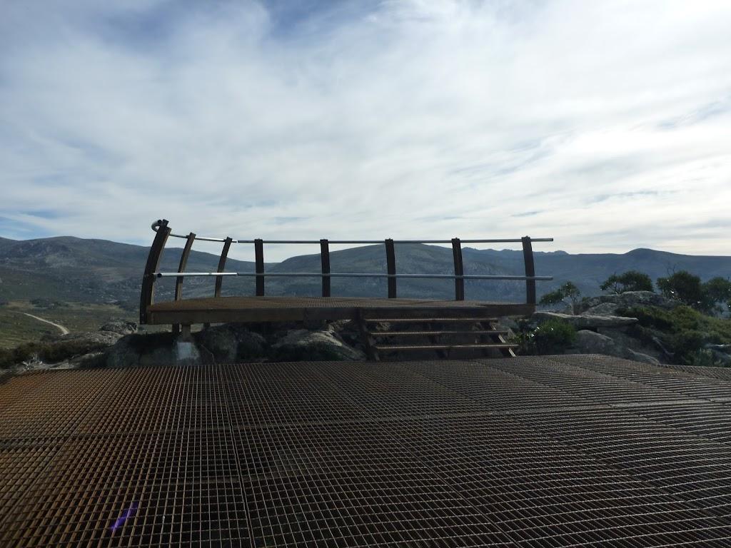 Kangaroo Ridge lookout platform