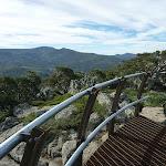 Main Range from Kangaroo Ridge (270614)