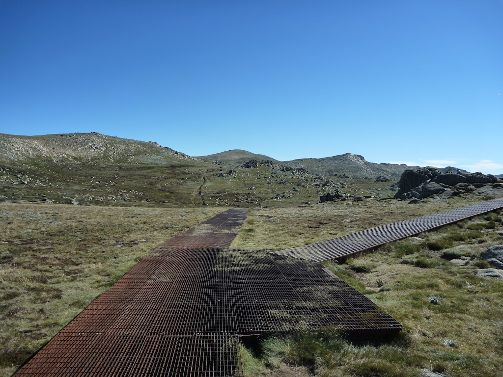 Mt Kosciuszko Lookout intersection (271700)