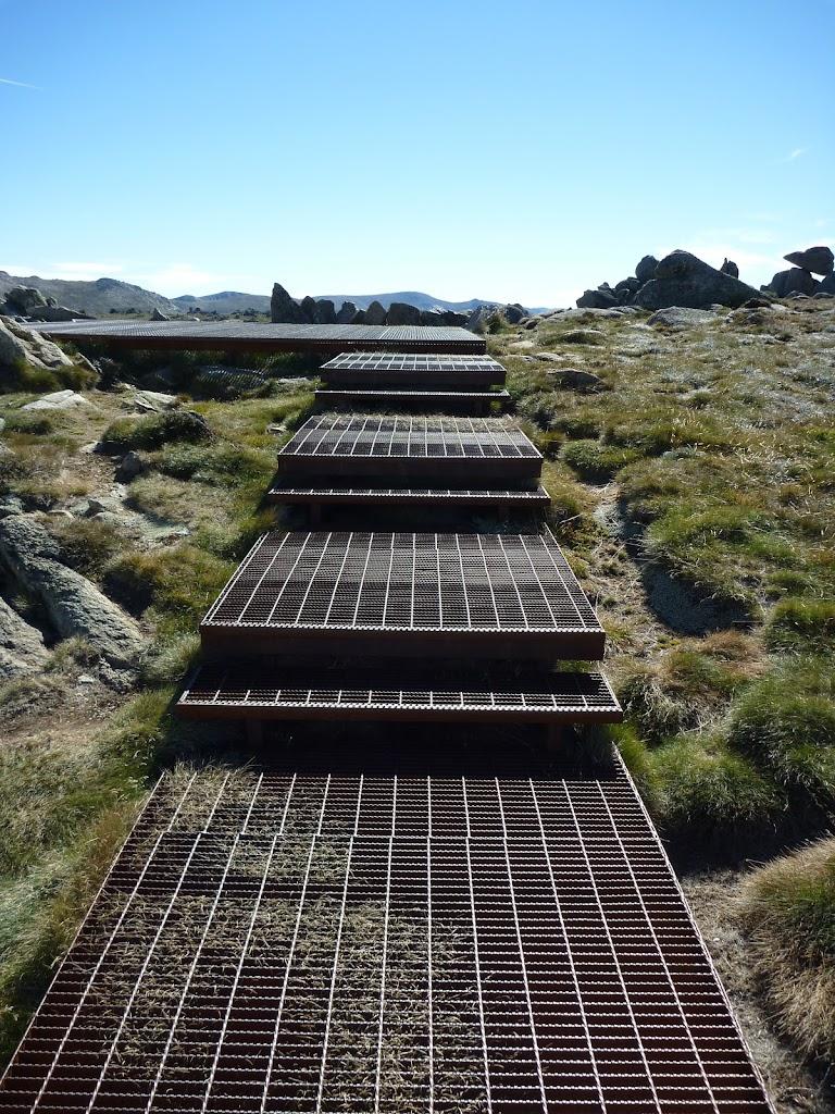 Mt Kosciuszko lookout path