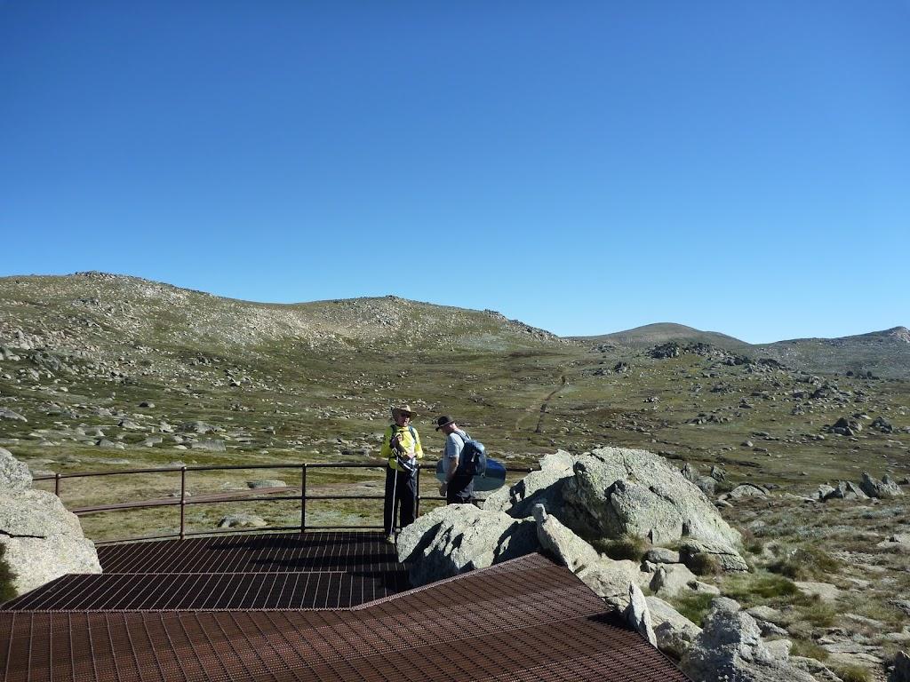 Mt Kosciuszko Lookout
