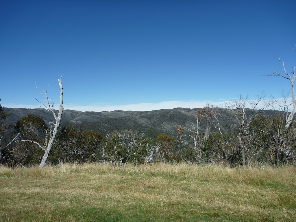 Looking over Thredbo Valley