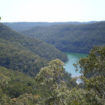 View from Wilkins Viewpoint into Cowan Creek (27305)