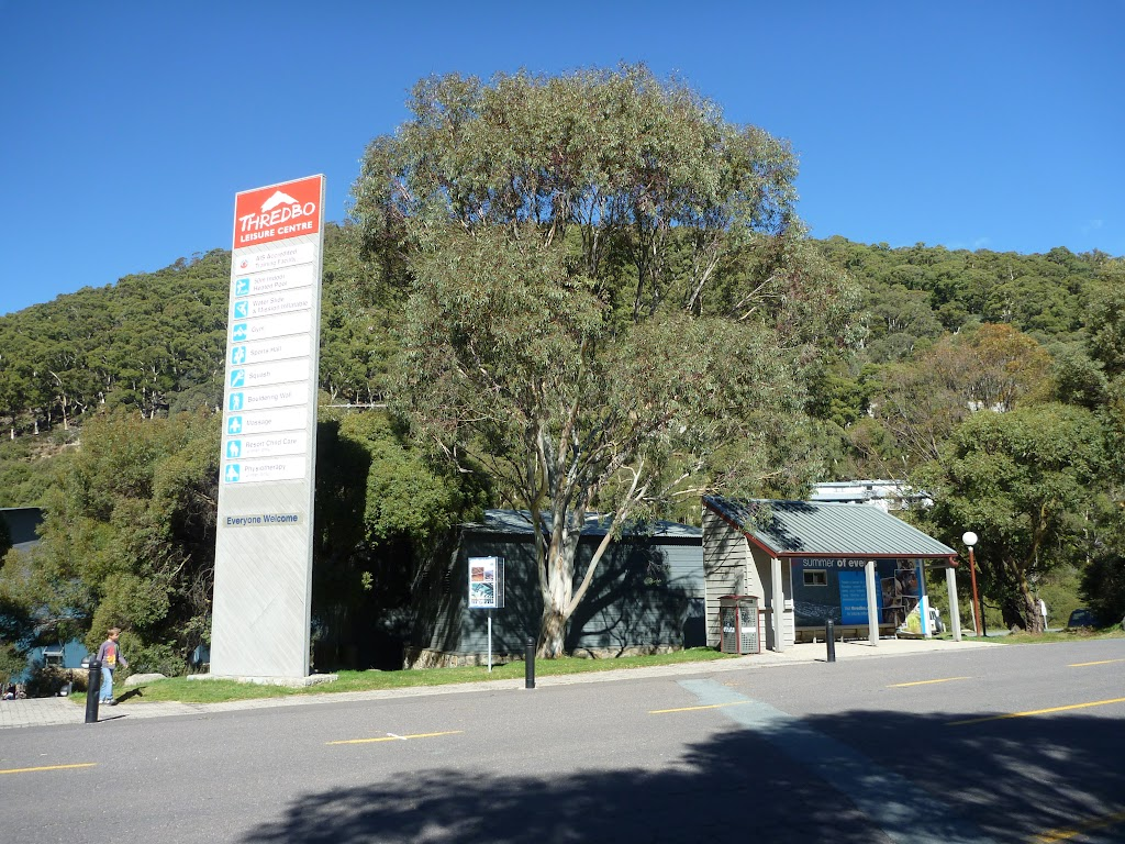 Passing Thredbo Leisure Centre (273317)