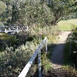 Crossing small bridge (273986)