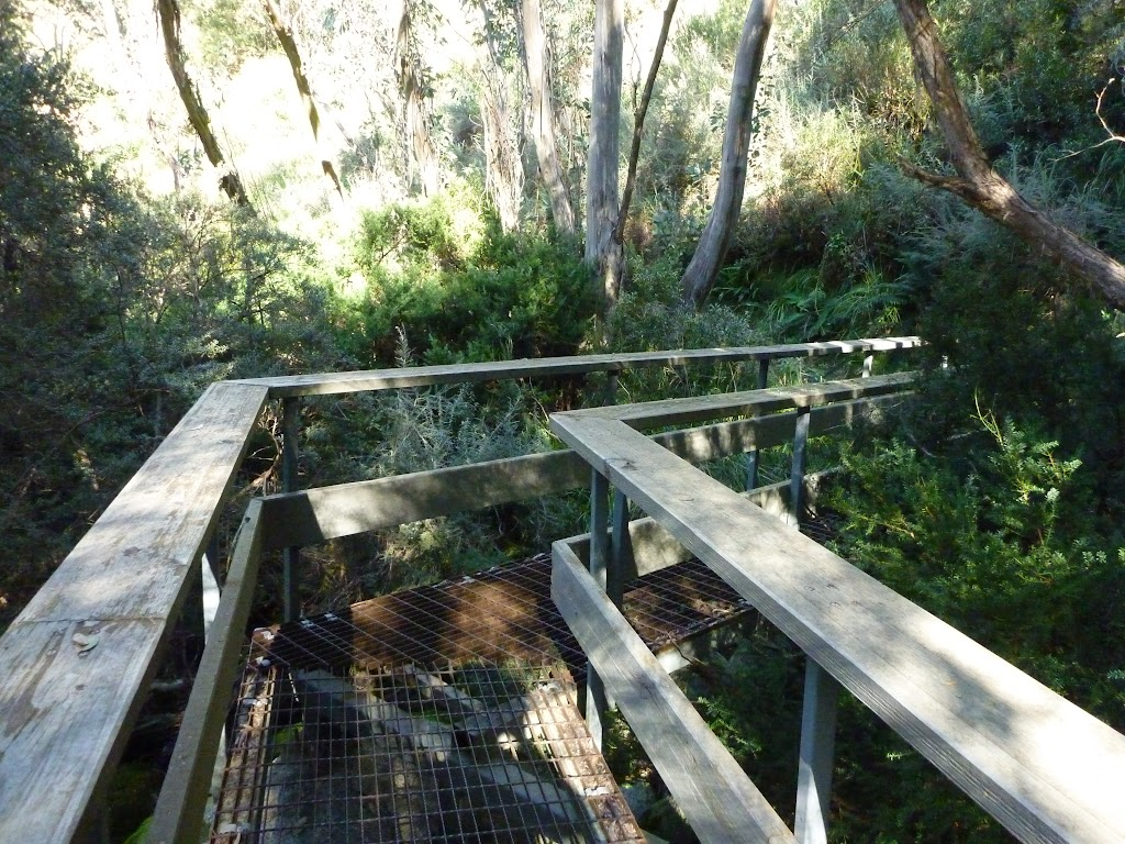 Bridge to Birralee Bushcamp