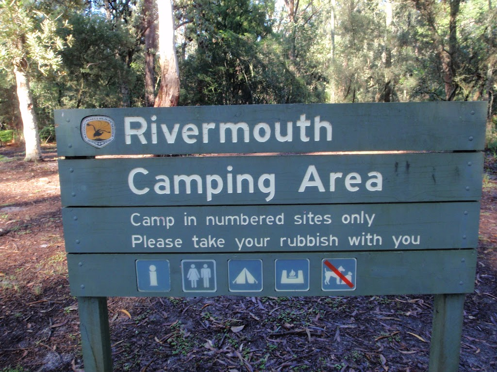 Welcome to Rivermouth Camping Area