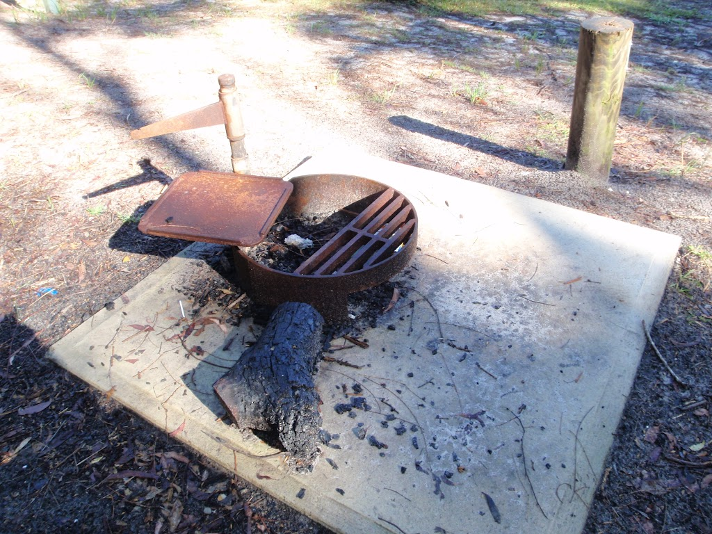 Metal Pit fire place